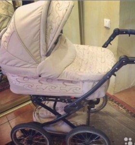 Детская коляска Rico Blanka