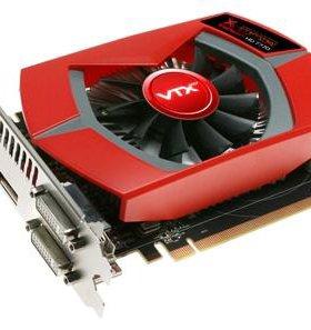 Видеокарта VTX 3D VX7770 1GBD5-DHX