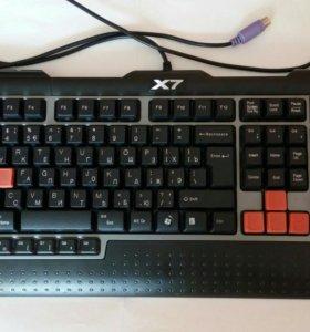 Клавиатура X7 игровая