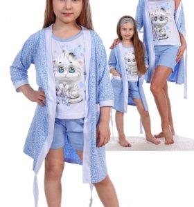 Пеньюары для девочек