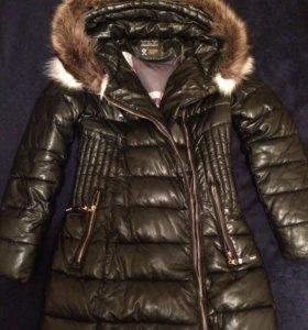 Пуховик ( куртка )синтепон( очень тёплый )