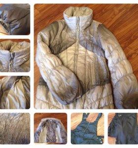 Куртка и полукомбинезон д/беременных
