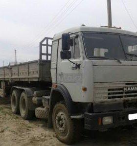 Грузоперевозки Камаз Усолье-Сибирское