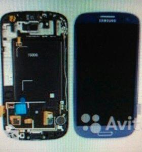 Дисплейный модуль Samsung S3