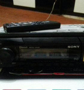 Автомагнитола Sony