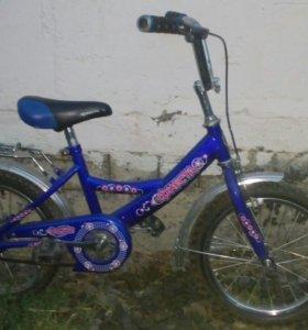 Велосипед колеса 16