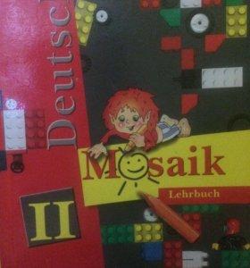 Немецкий язык учебник мозайка второй класс