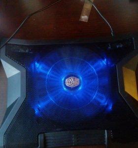 Подставка для ноутбука с вентилятором CoolerMaster