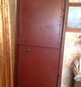 Железная дверь(новая)