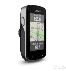 Велосипедный навигатор Garmin Edge 820.