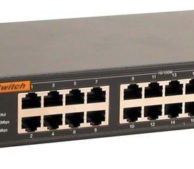Коммутатор D-Link DES-1026G 24 порта