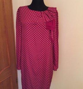 Новое платье Ipekyol 46-48р из 100% шелка