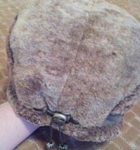 Шапка (шляпка) мутон