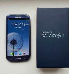 Samsung Galaxy S3 GT-I9300 (синий)