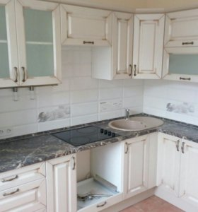 Сборка кухонь, сборка мебели