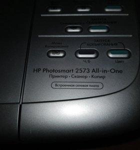 Принтер HP Photosmart 2573 All-in-One