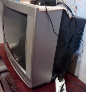 Телевизоры цветные