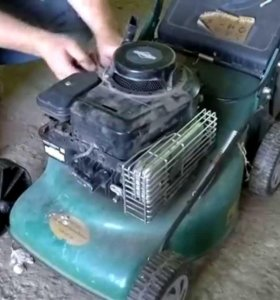 Ремонт бензиновых косилок(триммеров)