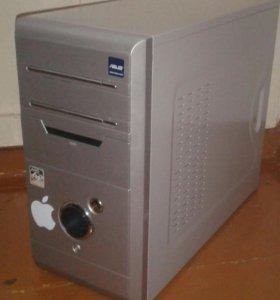 """4-ядерный компьютер с монитором 19"""""""