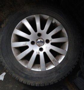 Колеса на форд фокус 1