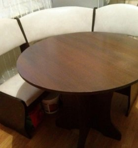 Кухонный уголок+стол