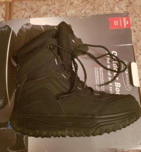 WALKMAXX ботинки, женские р.36, новые