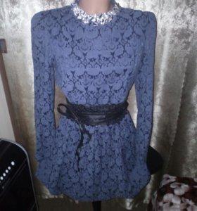 Платье короткое 44-48