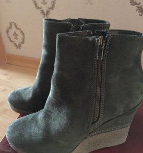 Срочно !Ботинки красивые