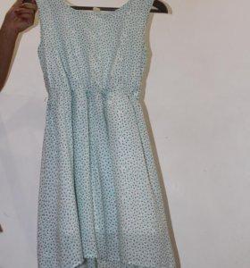 Красивое оригинальное платье