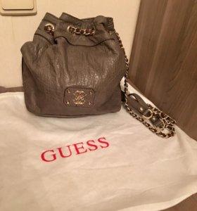 Сумка рюкзак guess