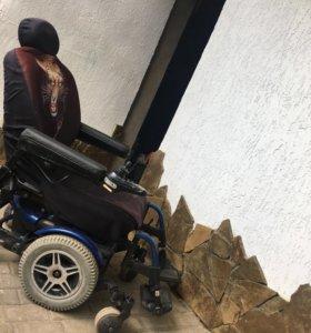 Инвалидная электро креслоколяска