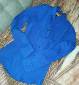 Рубашка мужская! 50 размера!