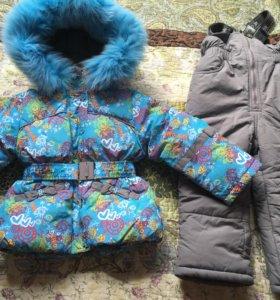 Зимний костюм 92-98
