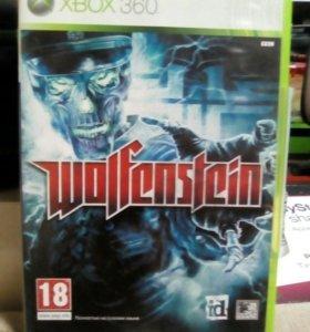 Wolfenstein на Xbox 360