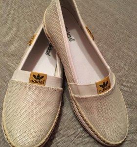 Слипоны, туфли, балетки