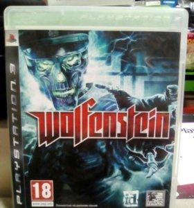 Wolfenstein на Playstation 3 Ps3