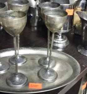 Посуда антиквариат