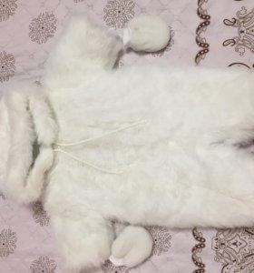 Комбинезон-мишка