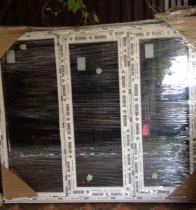 Окно ПВХ Рехау 60 мм 1 к