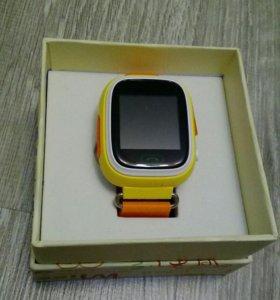 Детские смарт часы q90