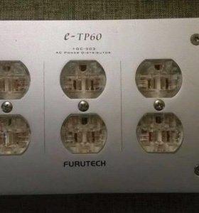 Сетевой фильтр Furutech E-TP60
