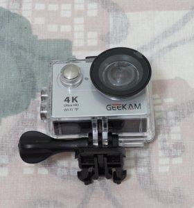 Экшн камера Eken h9 4k