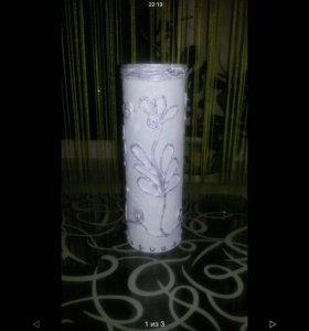 Дизайнерская ваза