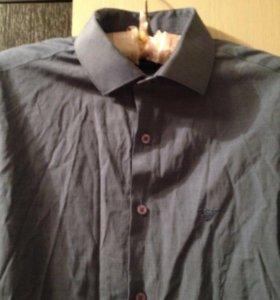 Мужская рубашка армани