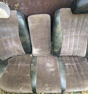 сиденья на ваз2110