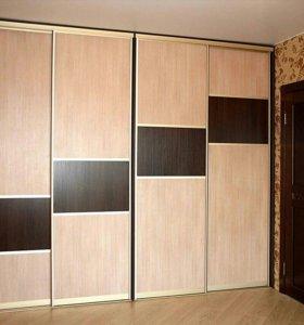 Кухонные гарнитуры, шкафы-купе