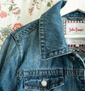 Куртка Джинсовая John Baner