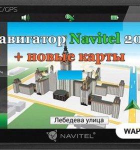 Обновление карт в навигаторах Navitel