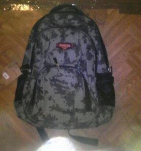 Новый рюкзак под камуфляж