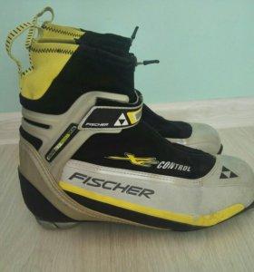 Ботинки лыжные NNN Fischer XC Control S03311